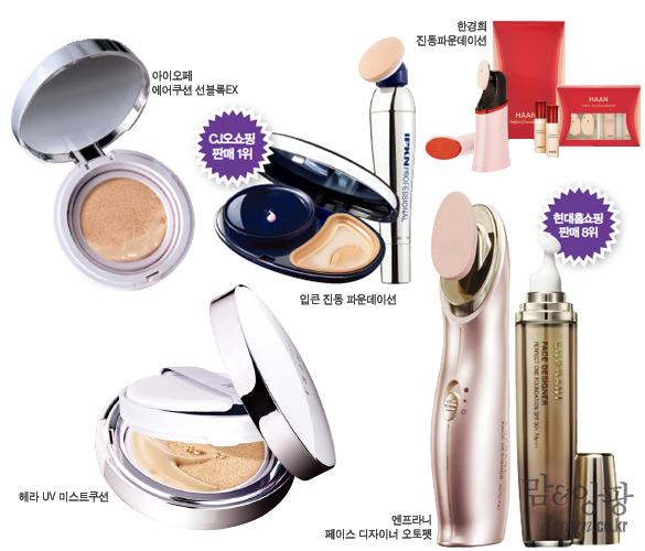 2012年韓国ヒット商品『ビューティー』