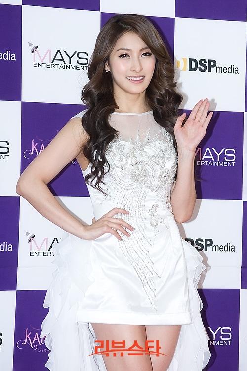 KARAのパク・ギュリ韓国でドラマ初主演
