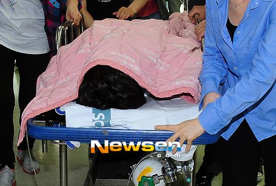 ソン・ホヨン、彼女追って自殺図った!
