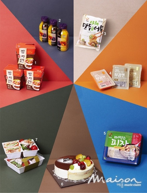 韓国の変り種食べ物