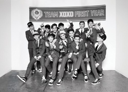 EXOが世界同時にアルバム公開!