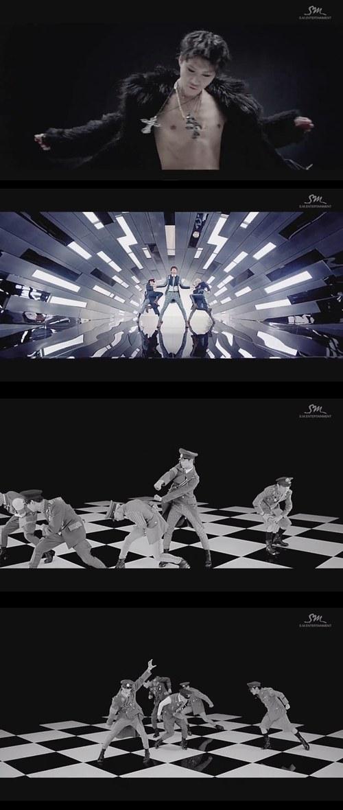 シャイニー新曲『Everybody』ティーザー映像公開
