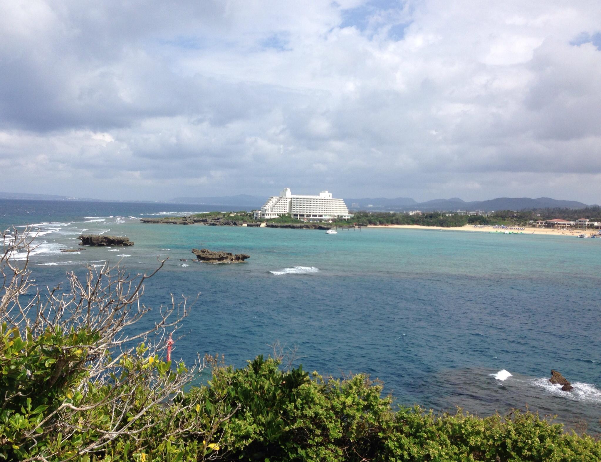 感謝いっぱいの1日目の沖縄旅行記②