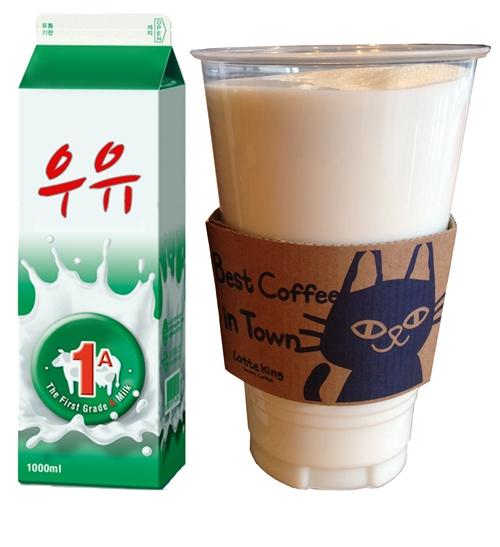 飲みきり不可!!1リットルコーヒー