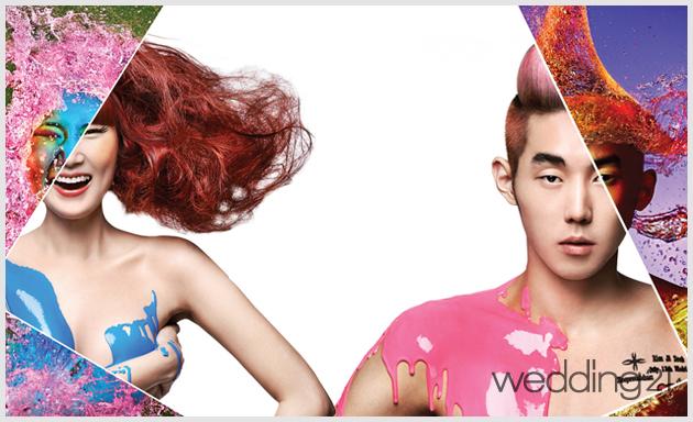 2014年の韓国トレンドヘアスタイル
