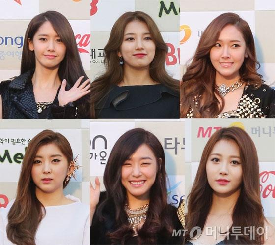 韓国アイドルメイクアップ真似してみよう