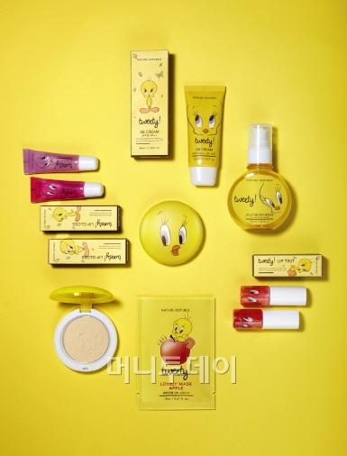 ネイチャーリパブリック2013韓国コスメ新商品