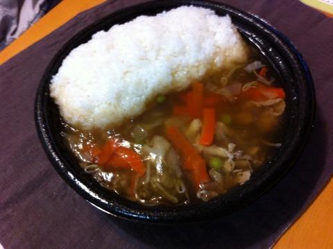 セーブオンの1キロシリーズ『1キロ中華丼』!!