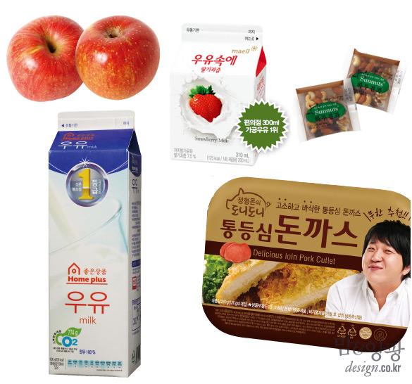 2012年韓国ヒット商品『食品』