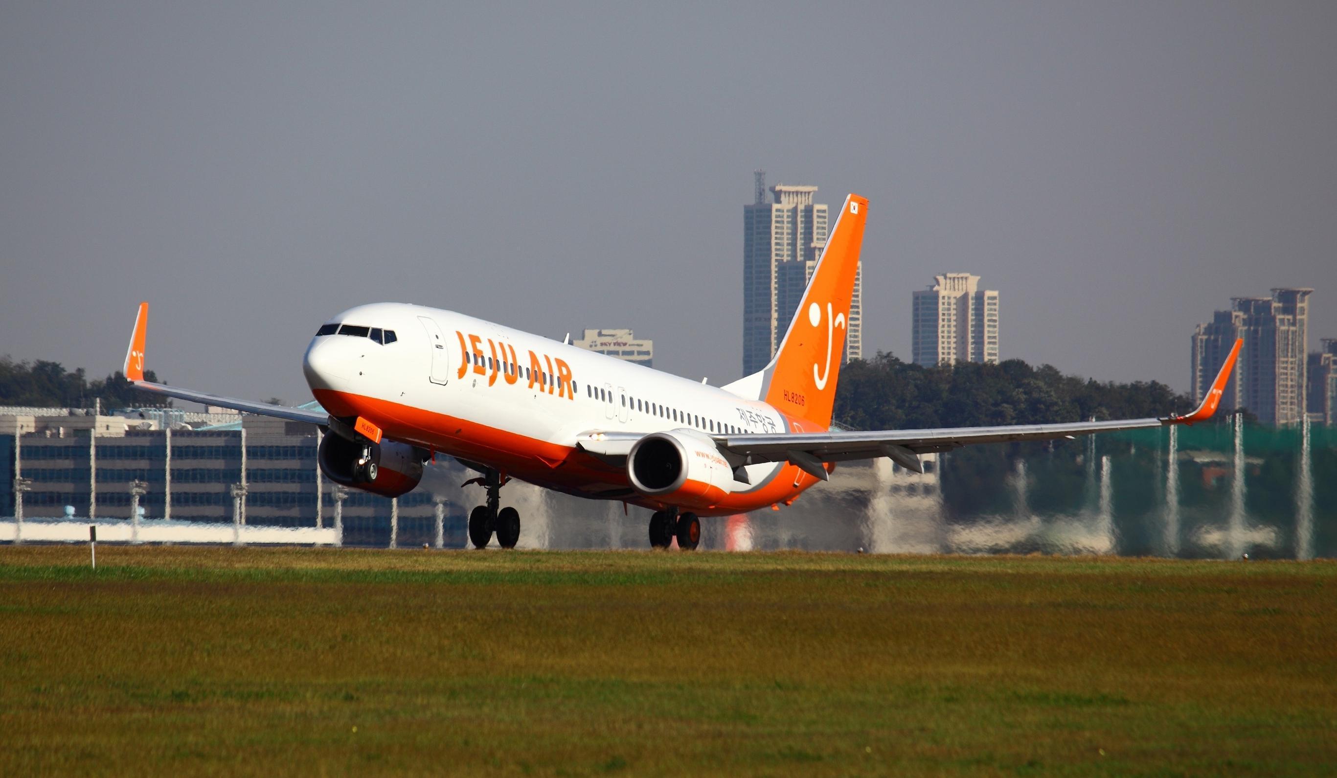韓国格安航空券 チェジュ航空が7月から成田就航?