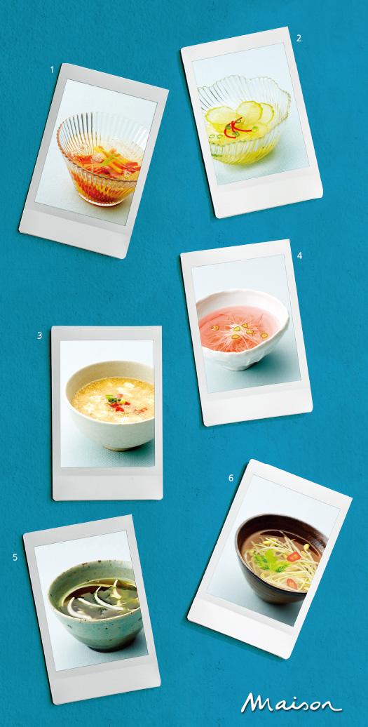 「夏レシピ」韓国冷や汁レシピまとめ