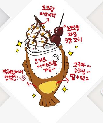 今、韓国で人気の屋台おやつまとめ!