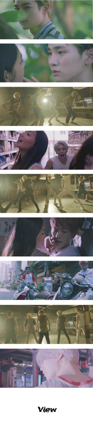 SHINee, 歴代最大規模の新曲PV公開!