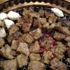 たまたま寄った鐘閣の焼き肉屋「カマモク」