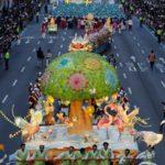 釈迦の誕生を祝う、燃燈祝祭(燃燈会)